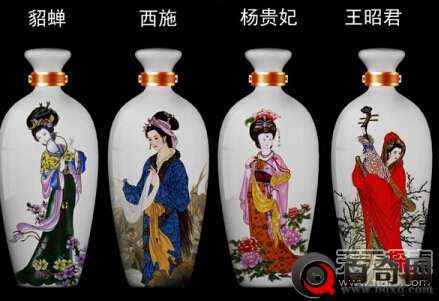 中国为啥只有四大美女 看后恍然大悟