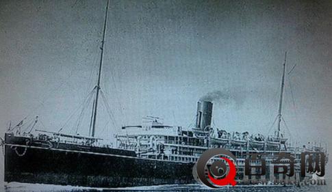 八国联军宝藏苏布伦号沉船被发现