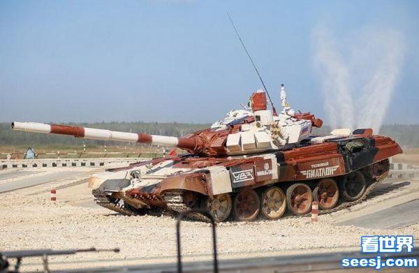 2015国际军事竞赛 俄罗斯真的不想中国赢