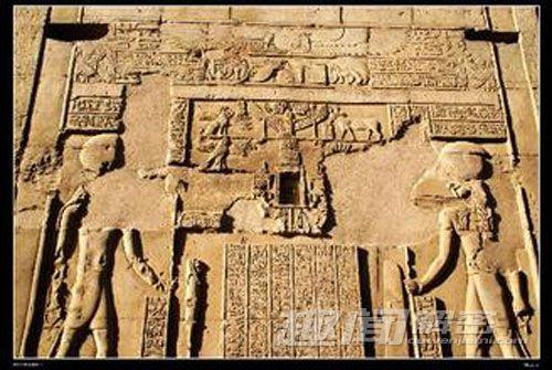 解密:因气候变化致古埃及文明灭亡!