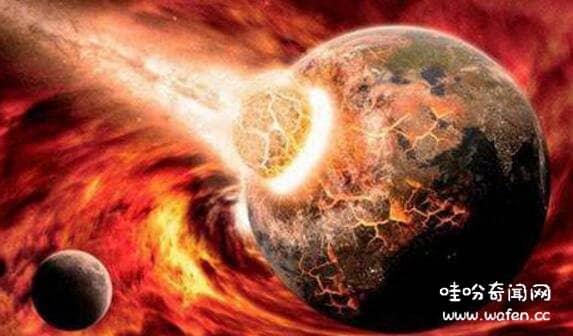 2018世界末日被证实,预言会小行星撞地球(时间过了又成可耻谣言)