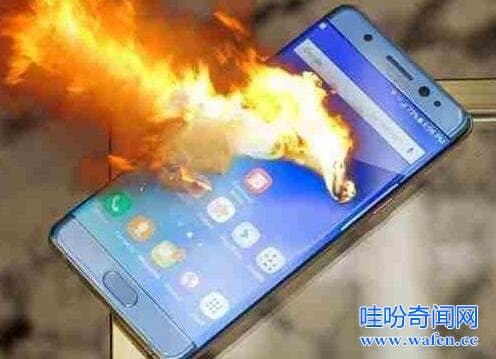 三星爆炸事件原因分析,电池缺陷致手机禁上飞机