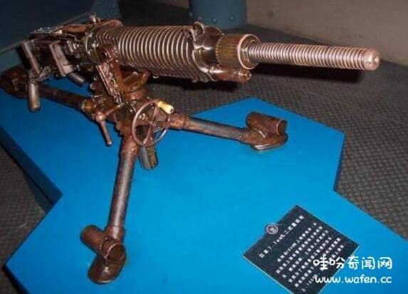 二战日本九二式重机枪,最差重机枪却收割无数生命(需11人伺候)
