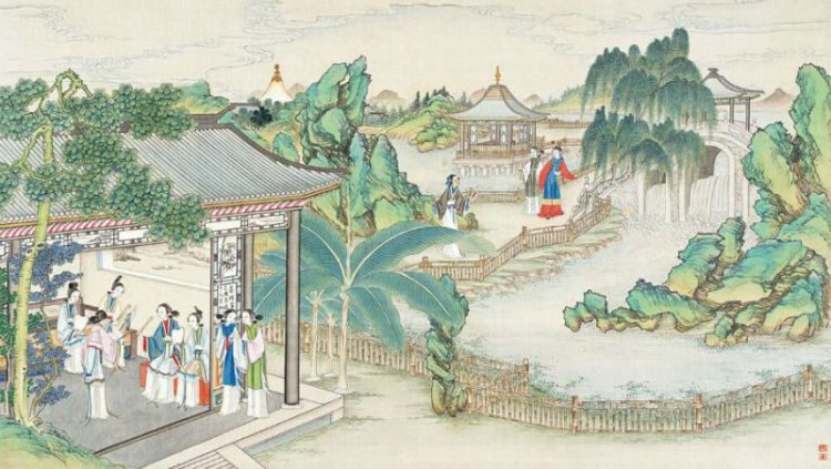 从薛宝琴父亲的潇洒,看红楼梦庶子的焦虑和无奈,贾政败家源于此