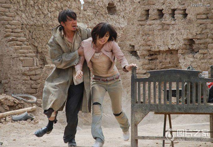 《无人区》曝剧照 人性与动物性抗争