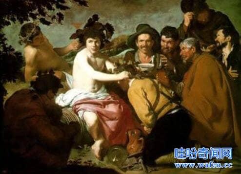 禁画镜前的维纳斯,致女游客疯狂将画砍七刀