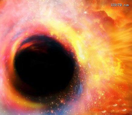 黑洞的磁场极强 强度比得上由黑洞强大万有引力产生的拉力