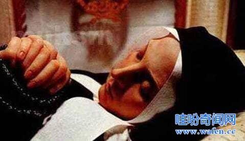 法国圣女百年不腐尸身,126年宛如活人