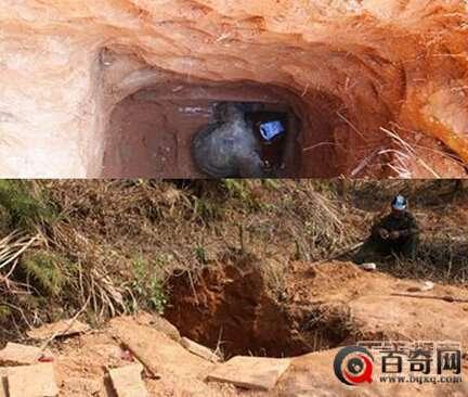 中国民间盗墓惊天秘密:绝招从不外传