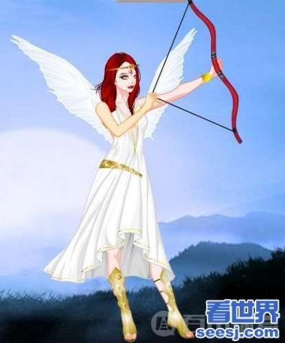 古希腊神话月亮女神的故事