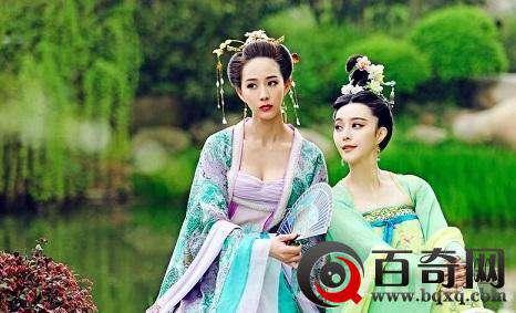 唐代女性服饰尺度大?为了露胸?