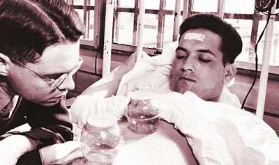 """美政府被曝拿人体""""试病"""" 曾给患者注射癌细胞"""