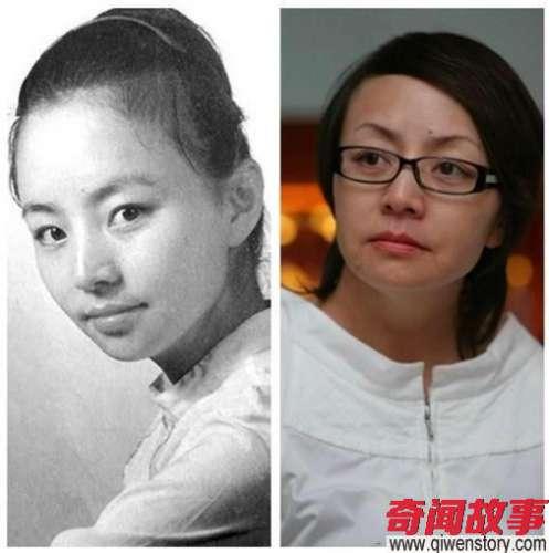 影视圈女明星年轻时照片:赵雅芝最美,石榴姐惊为天人!_0