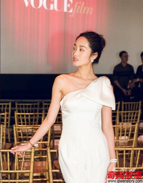 刘亦菲干爹陈金飞的女友是谁 杨采钰个人资料家庭背景介绍