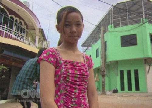 柬埔寨12岁女孩被妈妈逼卖初夜还债