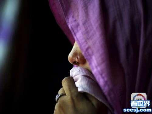 印度14岁少女被绑架轮奸成性奴 囚禁小黑屋成泄欲工具