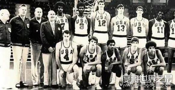 绝杀慕尼黑真实事件,1972年苏联篮球队险胜美国(魔性改编)