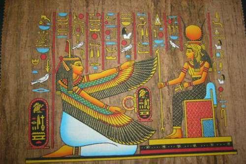 古埃及女神玛阿特作为智慧之神的妻子是一种什么样的体验