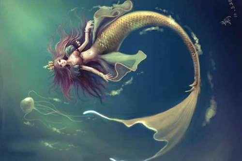 美人鱼真的存在于海洋中吗
