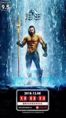 海王票房破3亿他是DC最幸福的男人身边全是女神