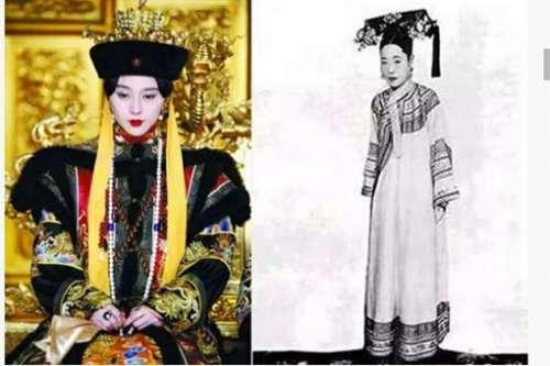 皇帝的嫔妃真的美女如云吗皇帝的妃子好看吗