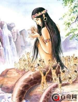 中国神话传说公认十大女神不服来辩