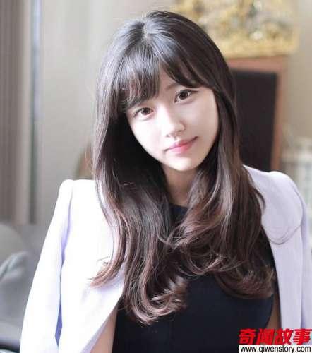 她被誉韩国最美女记者圈粉20万成全民女神韩国电视台TV朝鲜女记者宋舞彬