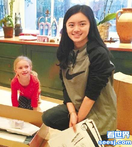 杭州高中女生郭文景被哈佛录取校方颜值高近乎完美