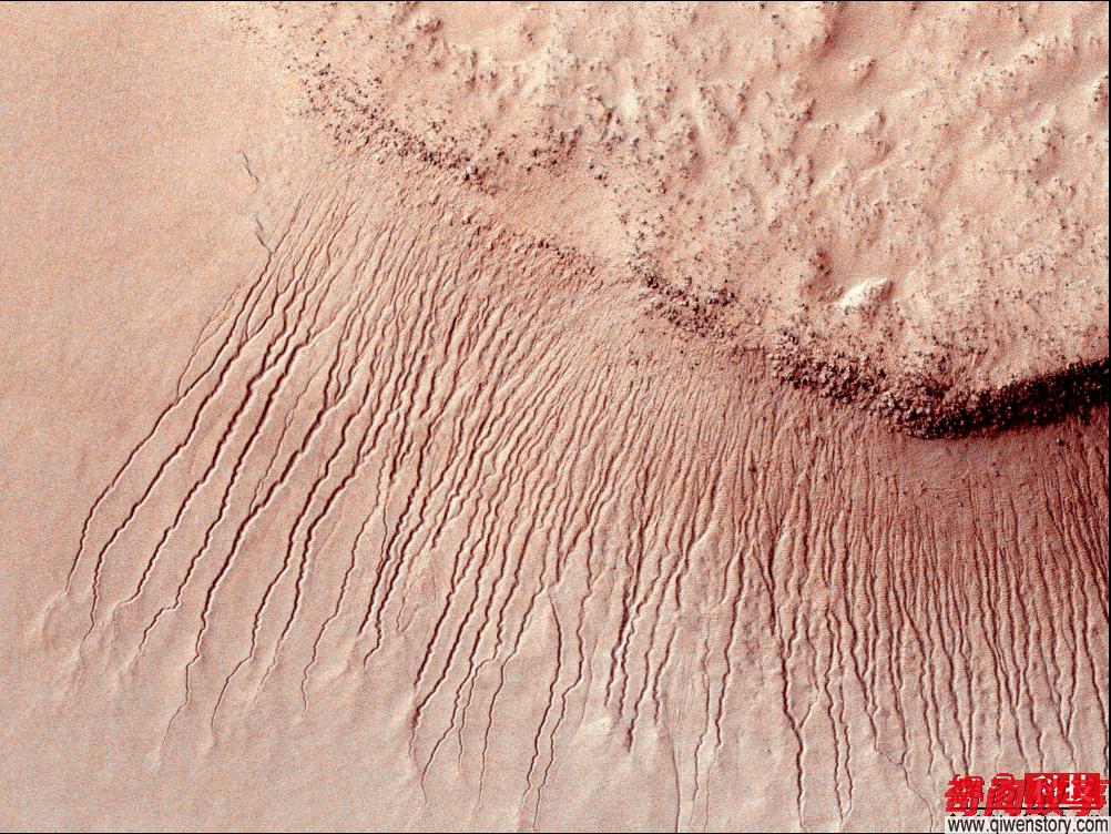 11张图揭示火星表面隐藏的那些秘密0