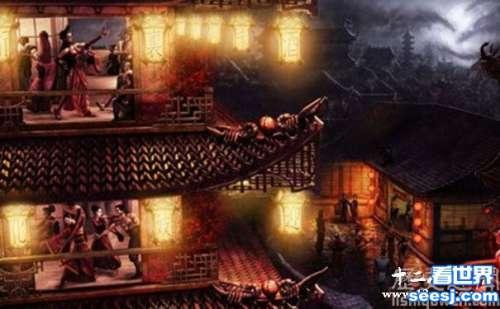 中国史上最早的红灯区规模竟这么大图