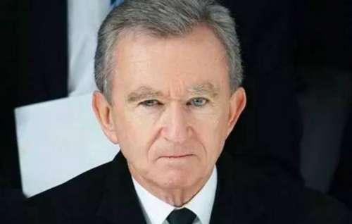 LV老板成全球第二富 富豪贝尔纳·阿尔诺身家有多少?