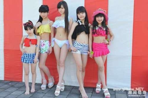 日本小偶像才12岁童颜就有巨乳称号,一年后的她辣度翻倍!