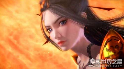《天行九歌》焰灵姬身世介绍,女神身世悲惨结局也悲惨