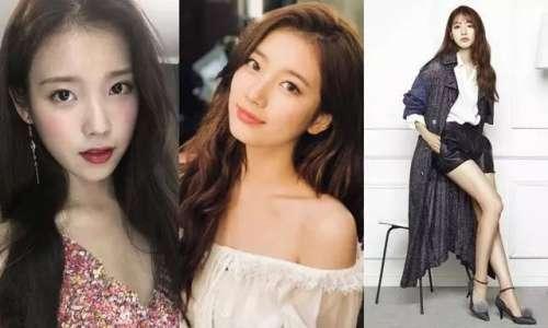 IU、秀智、朴信惠减肉脸瘦象腿!7位韩国女星减肥餐单+瘦身秘诀