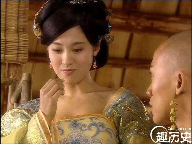 唐代公主有多风流,兴致来了连侄子和尚都全都收入腹下.jpg