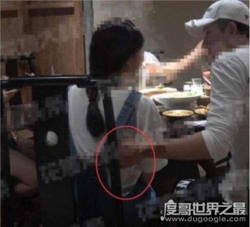 网传李宏毅赵露思在一起了,被拍到一起用餐举止亲昵(并未官宣)