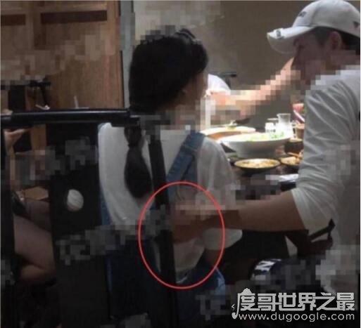 网传李宏毅赵lù思在一起了,被拍到一起用餐举止亲昵(并未官宣)