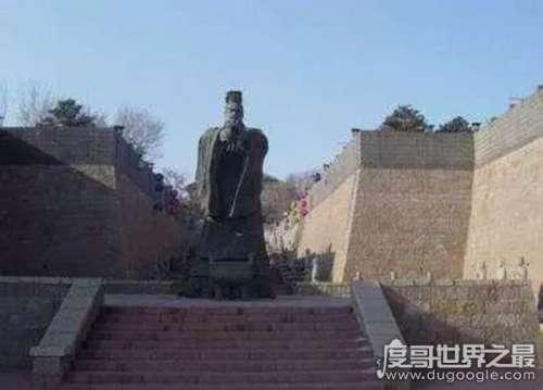 中国无法挖的三大墓,秦始皇陵/乾陵/成吉思汗陵