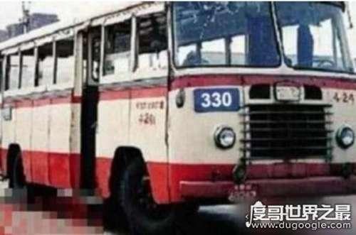 北京375公交车灵异事件,深夜的末班375公交极度可怕