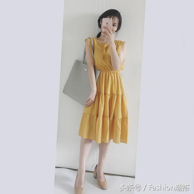 夏季这样穿,150cm轻松显高160cm,照穿就能美上天