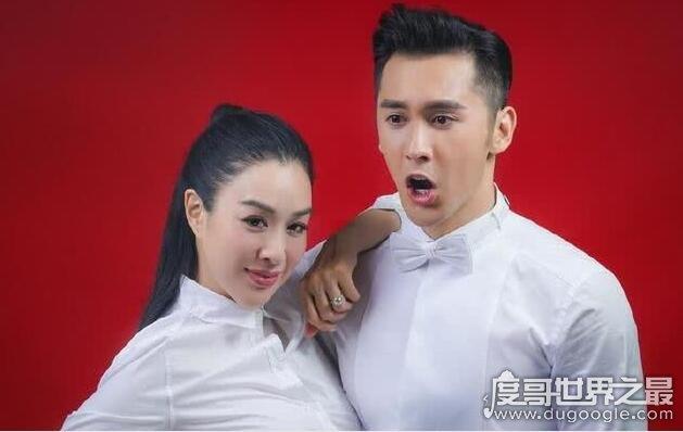 钟丽缇张伦硕年龄相差12岁,经历2次失败婚姻(在45岁遇上对的人)