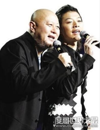 霍尊的父亲是谁,凭《大花轿》走红的歌手火风(和高晓松是好朋友)