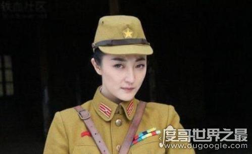 日本zuì漂亮女间谍,sè诱国民党高官,蒋介石险些被害