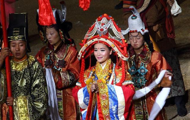 她是唐中宗的养女,将自己的青春献给了吐蕃与唐朝的和平事业,贡献不亚于文成公主