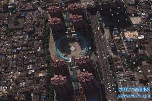 灵异荔湾广场,第一个形象、第二个超恐怖,第四个让人不寒而栗