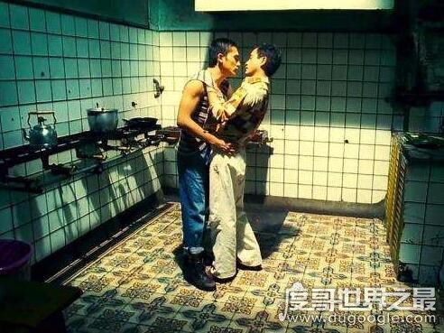 zuì经典的10部gay片推荐,张国荣的《霸王别姬》9.6分登榜首