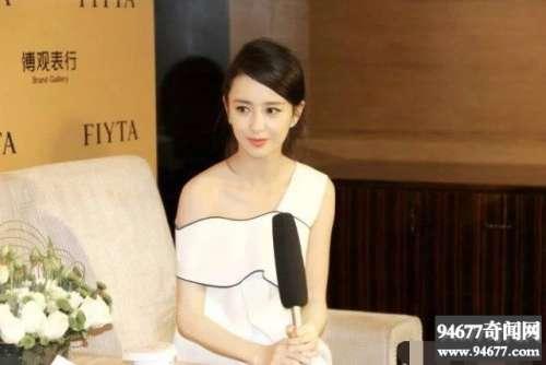 佟丽娅出席活动,肌肤嫩白清新靓丽似邻家少女
