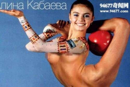 全球公认世界第一美女,卡巴耶娃秒杀众人(童颜巨乳)