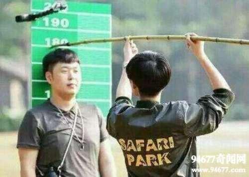 揭秘最真实的黄晓明身高,上综艺暴露身高仅170cm
