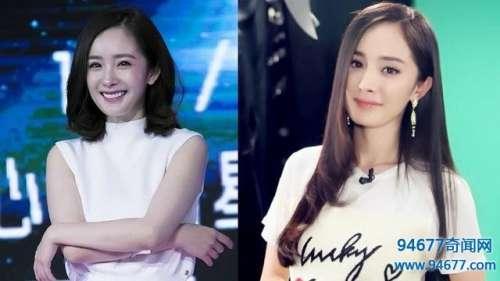 今年女明星都组团剪短发,但是同样是短发只有她的变化最大